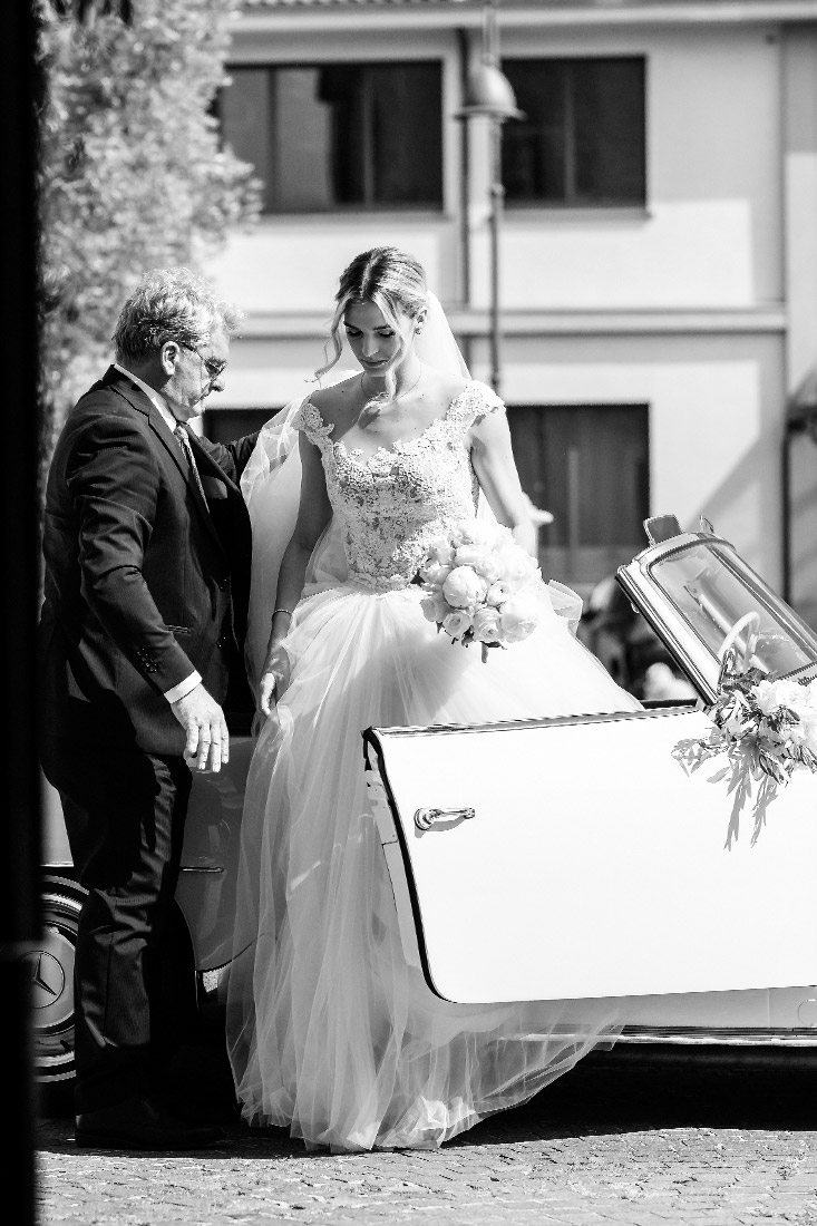 Foto matrimonio a Villa Canton, Trescore Balneario - by Photo27